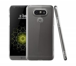 MERCURY JELLY CASE - ETUI BACK COVER LG G5 F700 (clear)