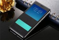 Etui futerał s-view cover - Huawei P9 Lite (czarny)