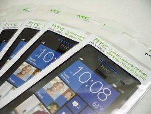 ORYGINALNA FOLIA OCHRONNA HTC SP P890 do HTC 8S (2 SZT.)
