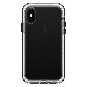 Lifeproof NEXT- wstrząsoodporna obudowa ochronna  do iPhone X/Xs (black crystal)