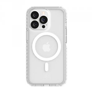Incipio Grip - obudowa ochronna do iPhone 13 Pro Max kompatybilna z MagSafe (przezroczysta)