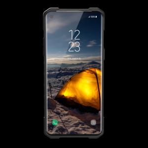 UAG Plasma - obudowa ochronna do OnePlus 8T (czarna przeźroczysta)
