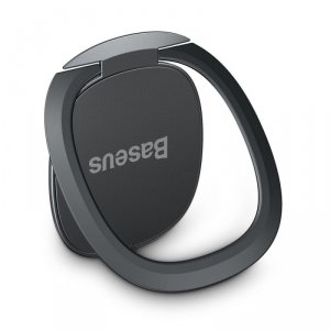 BASEUS INVISIBLE MAGNETIC PHONE RING BLACK