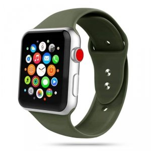 TECH-PROTECT ICONBAND APPLE WATCH 2/3/4/5/6/SE (42/44MM) ARMY GREEN