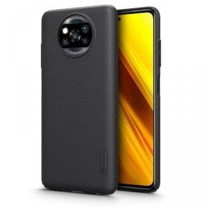 NILLKIN FROSTED SHIELD XIAOMI POCO X3 PRO/X3 NFC BLACK