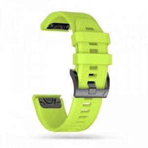 TECH-PROTECT SMOOTH GARMIN FENIX 3/5X/3HR/5X PLUS/6X/6X PRO GREEN