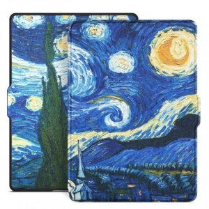 TECH-PROTECT SMARTCASE KINDLE PAPERWHITE 1/2/3 STARRY NIGHT