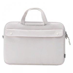Baseus Basics Series torba etui na laptopa 13'' biały (LBJN-G02)