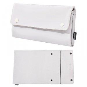 Baseus Folding Series etui pokrowiec torba na laptopa 13'' biały (LBZD-A02)