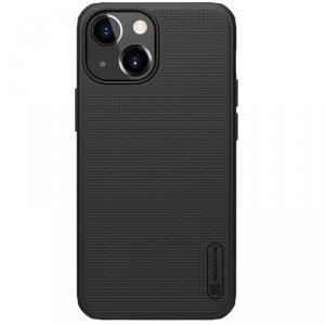 Nillkin Super Frosted Shield Pro wytrzymałe etui pokrowiec iPhone 13 mini czarny