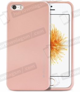 Etui iJelly new IPHONE 4/4S jasny róż