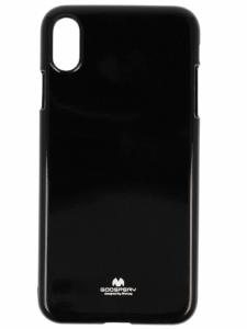 Etui Jelly Mercury IPHONE XS MAX czarne