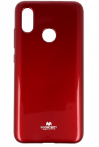 Etui Jelly Mercury XIAOMI MI 8 czerwone