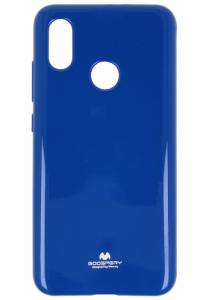 Etui Jelly Mercury XIAOMI MI 8 niebieskie
