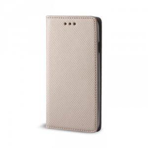 Etui portfel z klapką Flip Magnet NOKIA 2.2 złote