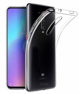 Etui Jelly case Mercury XIAOMI MI9T MI 9T / K20 transparentne