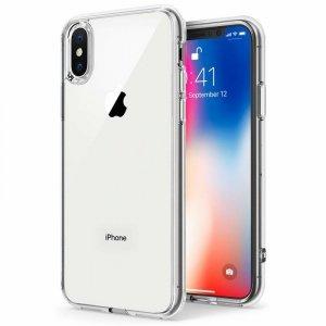 Etui IPHONE X / XS Slim case Protect 2mm bezbarwna nakładka transparentne