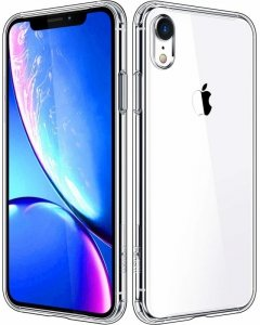 Etui IPHONE XR Slim case Protect 2mm bezbarwna nakładka transparentne