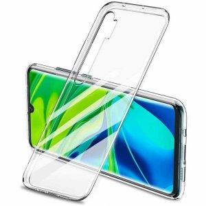 Etui XIAOMI MI 10 Slim Case Protect 2mm transparentne