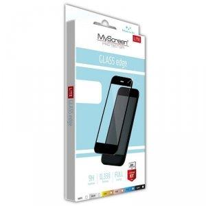 Szkło hartowane HUAWEI P40 LITE E MyScreen Lite Edge Full Glue czarne