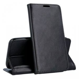 Etui HUAWEI P30 PRO portfel z klapką Kabura Magnet Book czarne