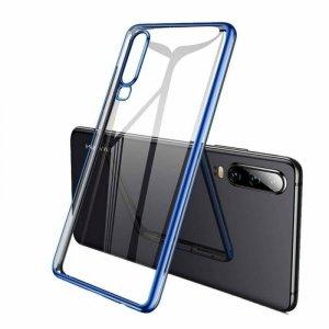 Etui LG K50S Slim Case Elegance niebieskie