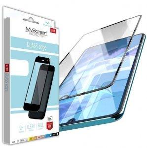Szkło Hartowane SAMSUNG GALAXY S21+ PLUS MyScreen Lite Edge czarne