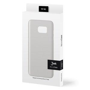 3MK Etui NC Sam G935 S7 Edge biały white, Natural Case