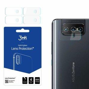 3MK Lens Protect Asus Zenfone 8 Flip 5G Ochrona na obiektyw aparatu 4szt