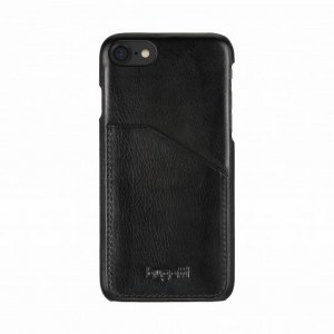 Bugatti Snap Case Londra iPhone 7/8 SE 2020 czarna/black 26305