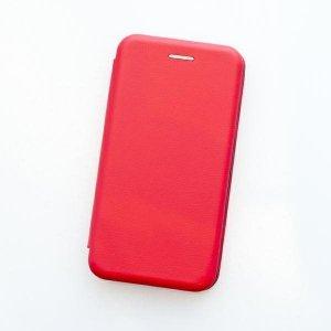 Beline Etui Book Magnetic Redmi Note 9T Pro czerwony/red