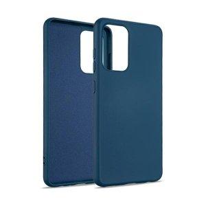Beline Etui Silicone Samsung M12 M127 niebieski/blue