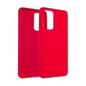Beline Etui Silicone Samsung A32 4G czerwony/red