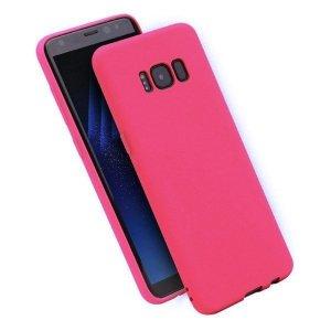 Beline Etui Candy Samsung S7 Edge G935 różowy/pink