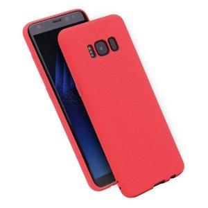 Beline Etui Candy Samsung S8 Plus G955 czerwony/red