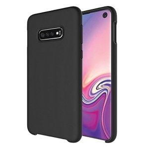 Beline Etui Silicone Huawei Y6p czarny/black