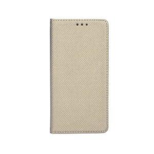 Etui Smart Magnet book Huawei P20 złoty/gold