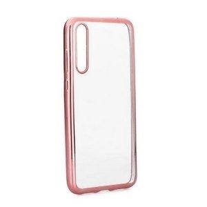 Etui Electro Jelly Huawei P20 Pro złoty róż/gold pink