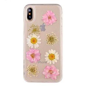 Etui Flower Huawei P9 lite wzór 8