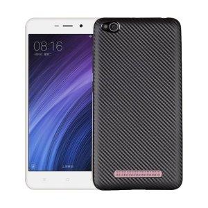 Etui Carbon Fiber Xiaomi Redmi 4A czarny/black