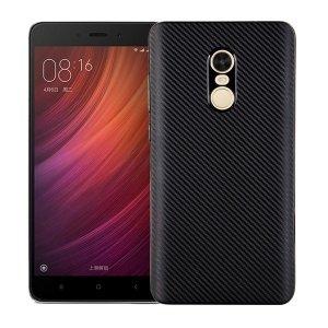 Etui Carbon Fiber Xiaomi Redmi Mi A1 czarny/black