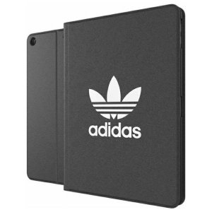 Adidas OR Tablet Stand Case iPad 9.7 2018 czarno biały/black white 34371