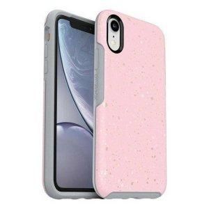Etui Otterbox SYM  iPhone Xr różowy/pink 33784