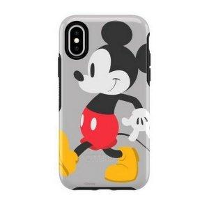 Etui Otterbox Symmetry Mickey Stride iPhone X/Xs  szary/grey 36239