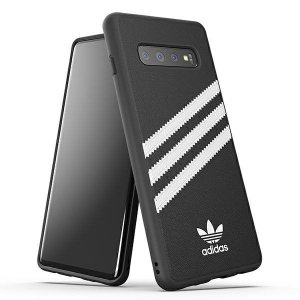 Adidas Moulded Case Samsung S10+ G975 czarny/black 34700