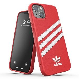 Adidas OR Moulded Case PU iPhone 13 Pro / 13 6,1 czerwony/red 47117