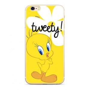Etui LooneyTunes™ Tweety 005 Hua Mate 10 Lite żółty/yellow WPCTWETY2444