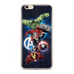 Etui Marvel™ Avengers 001 Huawei P Smart granatowy/navy MPCAVEN001