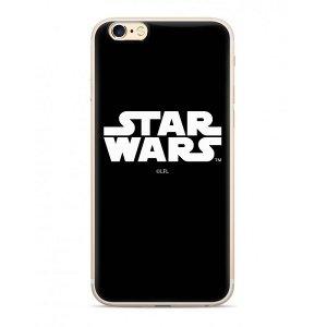 Etui Star Wars™ Gwiezdne Wojny 001 Samsung A40 czarny/black SWPCSW117
