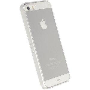 Krusell iPhone SE Kivik Cover transp 60589